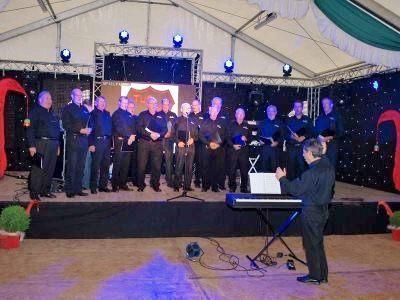 Männerchor gratuliert dem TUS Eudenbach zum 100. Geburtstag