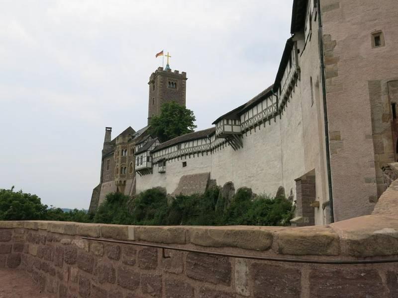 Bachs Geburtsstadt Eisenach erlebt den Männerchor Quirrenbach