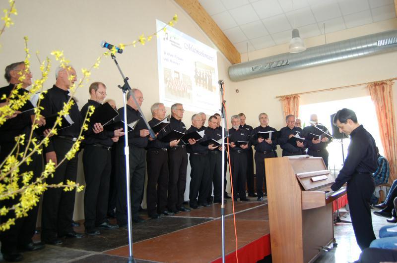 """Konzert 2011: """"Warum Frauen und Männer doch zusammenpassen"""""""