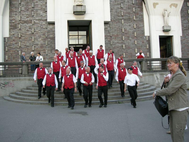 Konzertreise Prag 2007