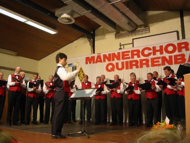 Konzert 2003