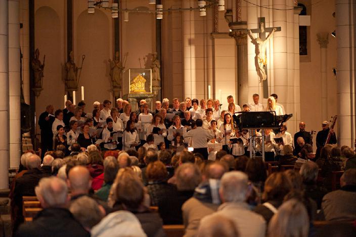 Poverty Requiem zum 3. Mal mit dem MC… dieses Mal in Köln
