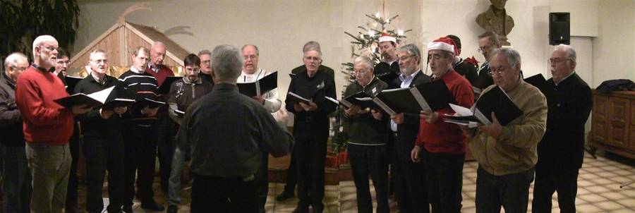 Gefühlvolle Einstimmung auf das Weihnachtsfest in Haus Schlesien