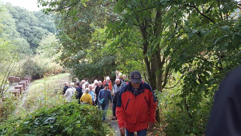 Wandertag am Tag der Deutschen Einheit
