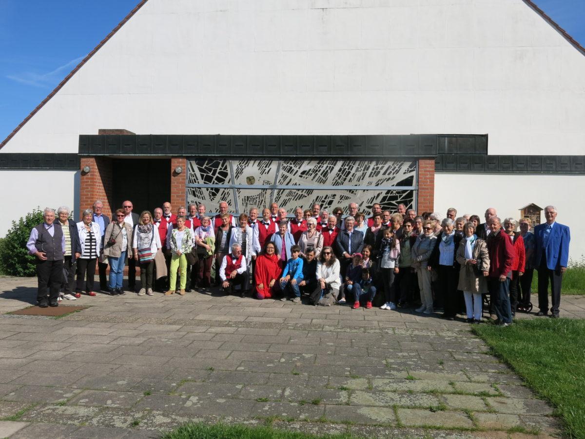 Konzertreise des Männerchores Quirrenbach vom 19.05. bis 21.05.2017