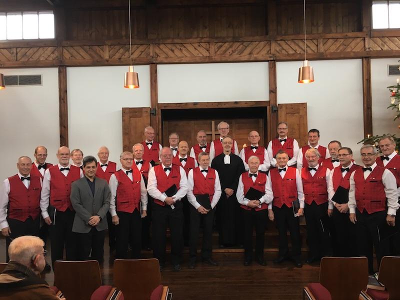 Abschied von der Krippe in der evangelischen Kirche Oberpleis
