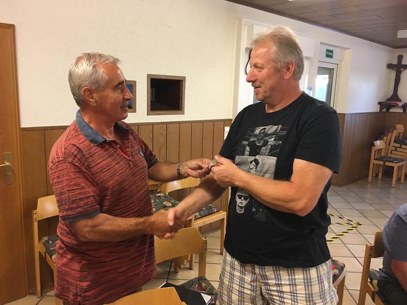 Berghausener Sängerschaft wird schon wieder (!) verstärkt