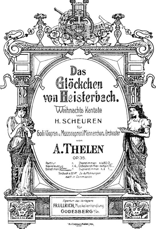 Das Glöckchen von Heisterbach – ein Weihnachtskonzert der besonderen Art